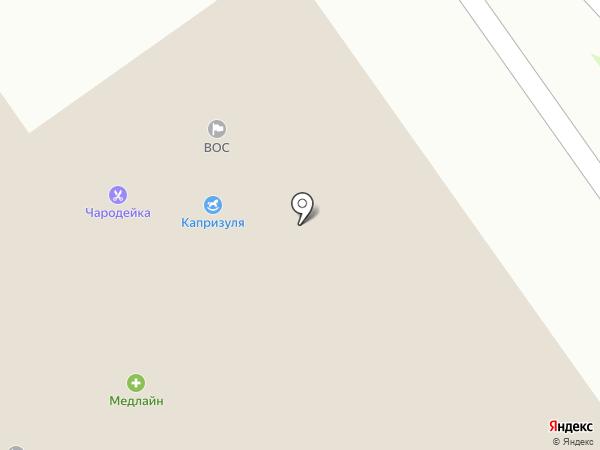 Многофункциональный центр предоставления государственных и муниципальных услуг, МАУ на карте Старого Оскола