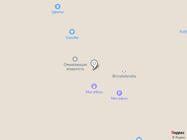 Cascatto на карте Реутова