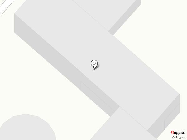 Макеевтеплосеть, КП на карте Макеевки
