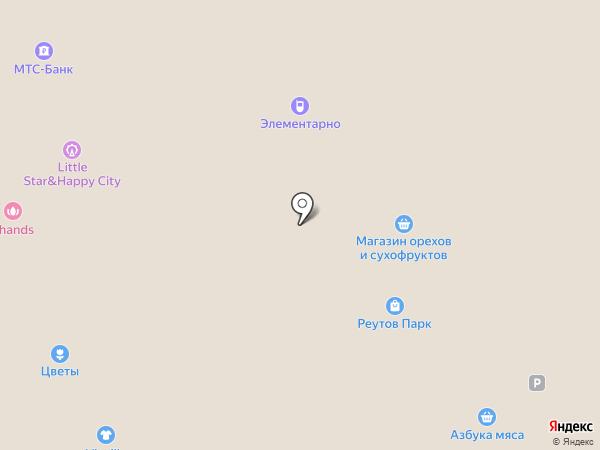 Yota на карте Реутова