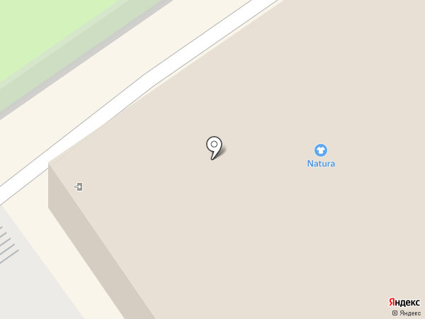 WT-парикмахер на карте Старого Оскола