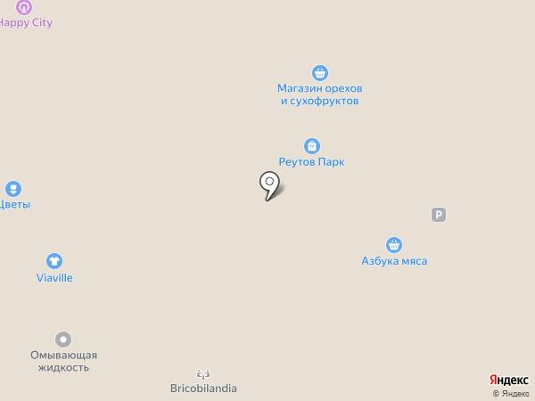 Tele2 на карте Реутова