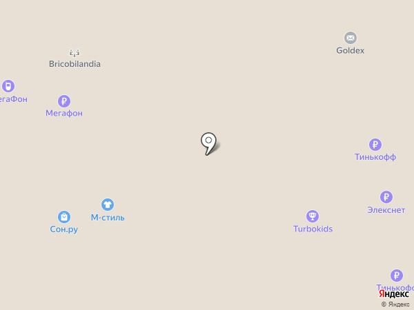 Восточный караван на карте Реутова