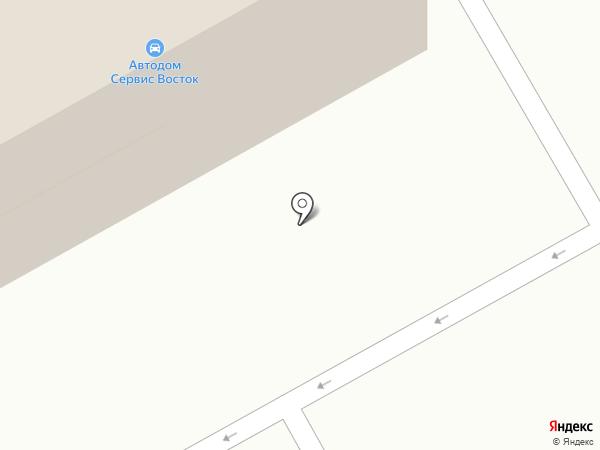 Ауди Центр на карте Балашихи