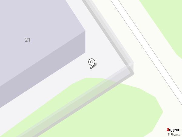 Детский сад №16 на карте Красного Пути