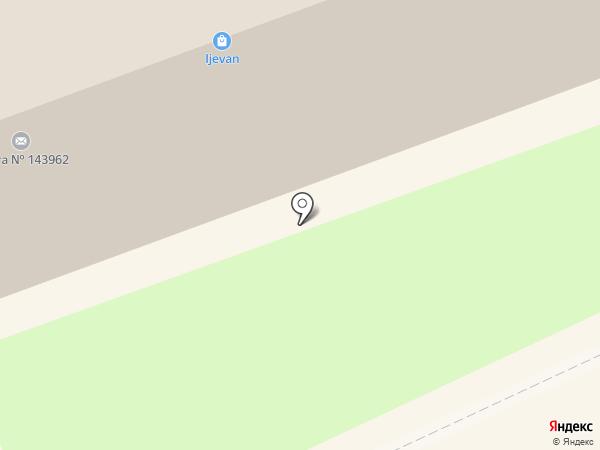 Призовой тир на карте Реутова