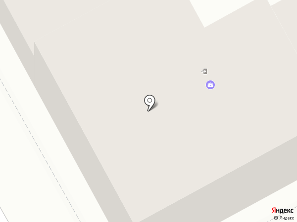 А-класс на карте Ясиноватой