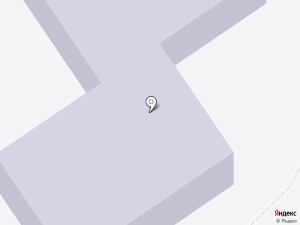 Центр психолого-медико-социального сопровождения, МБОУ на карте Старого Оскола