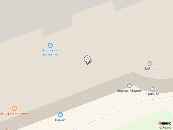 Магазин электрики на карте Балашихи