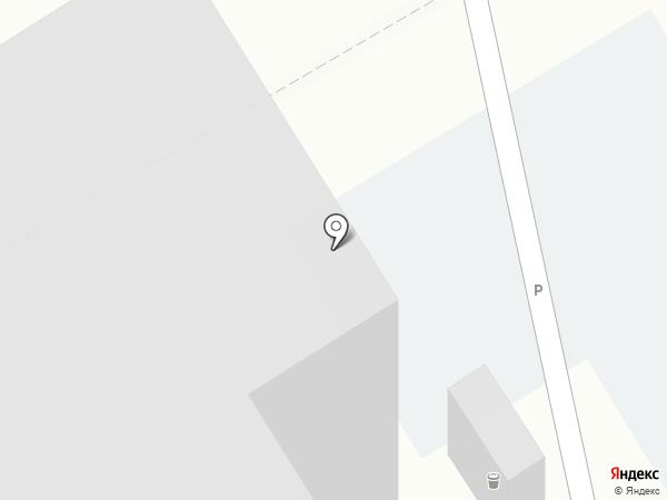 Паркинг на карте Люберец