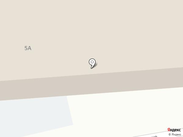 ПАНАВТО на карте Старого Оскола