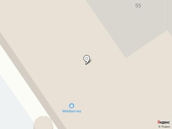 Квартирное Бюро на карте Старого Оскола