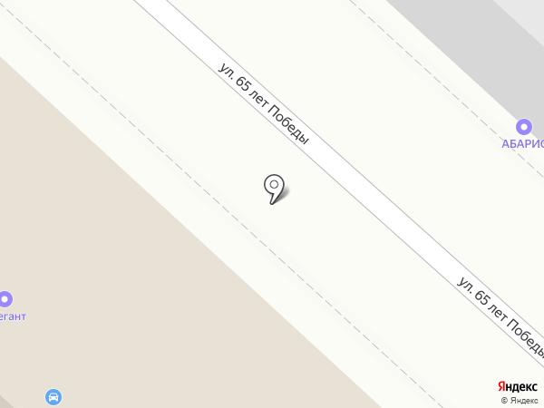 Мегаполис на карте Люберец
