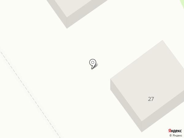 Аэродомина на карте Лыткарино