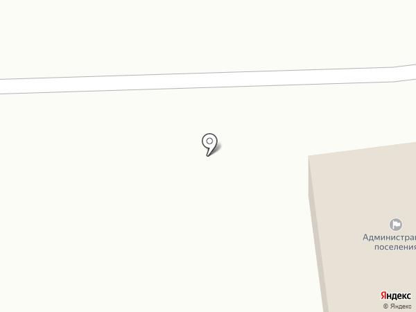 Администрация муниципального образования пос. Красный Яр на карте Красного Яра