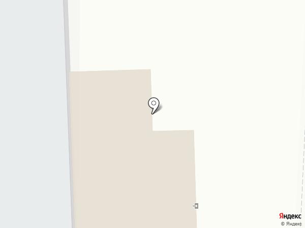 ОсколВес на карте Старого Оскола