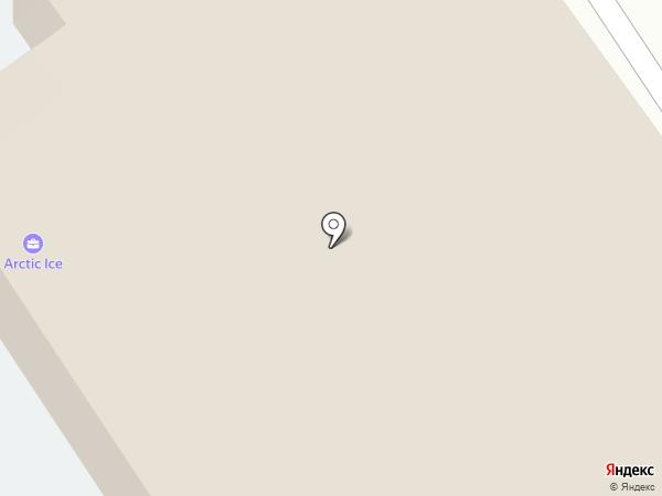Гаяне на карте Старого Оскола