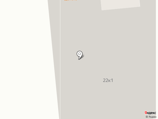 Deluxe Pizza на карте Люберец