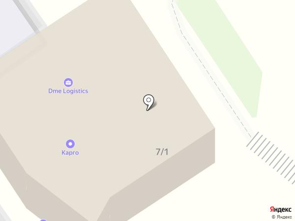 Стандарт Групп на карте Домодедово