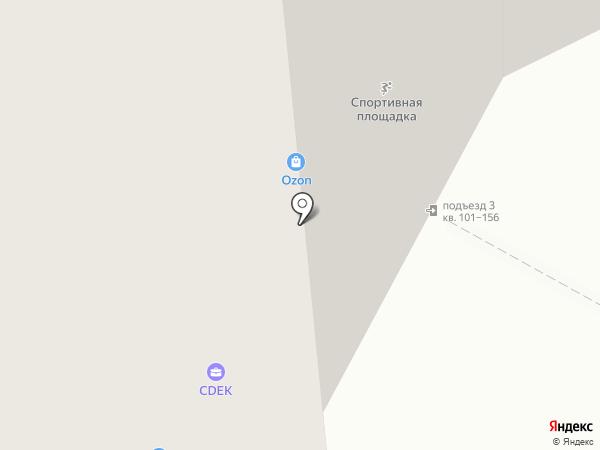 Алфей на карте Люберец