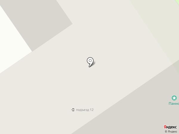 Ярослава на карте Старого Оскола