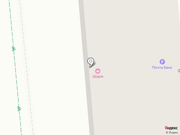 Шарм на карте Люберец