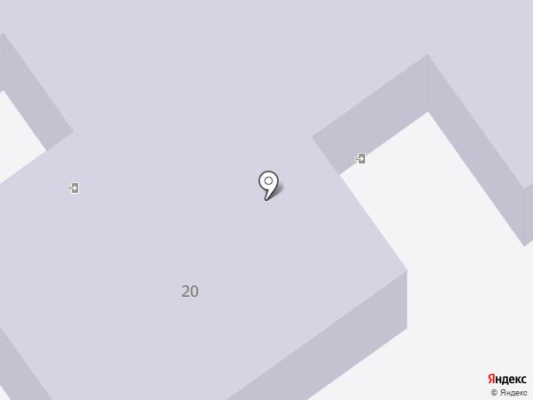 Детский сад №73, Мишутка на карте Старого Оскола