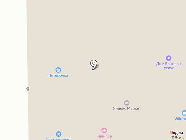 Стерлинг-текстиль на карте Королёва