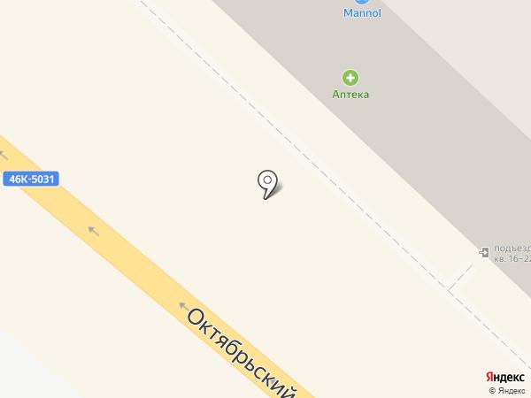 Satels на карте Люберец