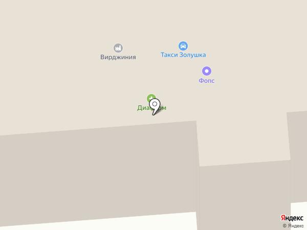 Эребус на карте Люберец