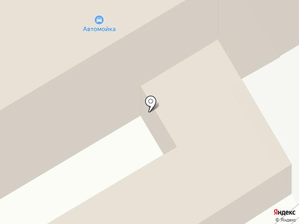 МСК Мойка на карте Лыткарино