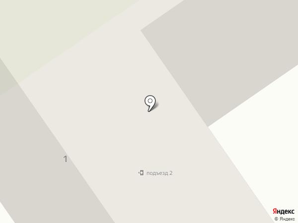 Зелёный Лог на карте Старого Оскола
