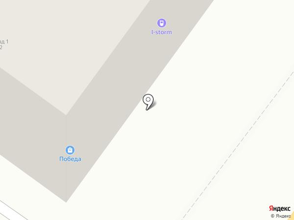 Зов на карте Люберец