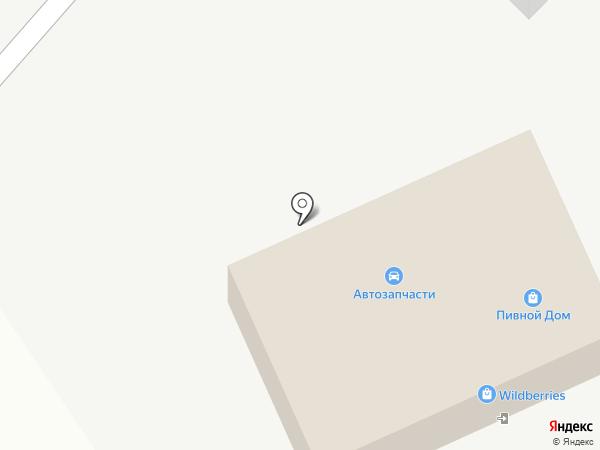 Магазин автозапчастей на карте Лыткарино