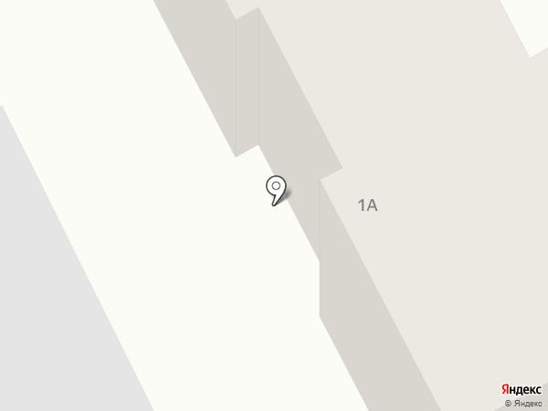 Участковый пункт милиции №41 на карте Макеевки