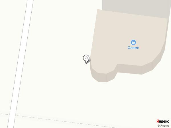 Олимп на карте Ясиноватой