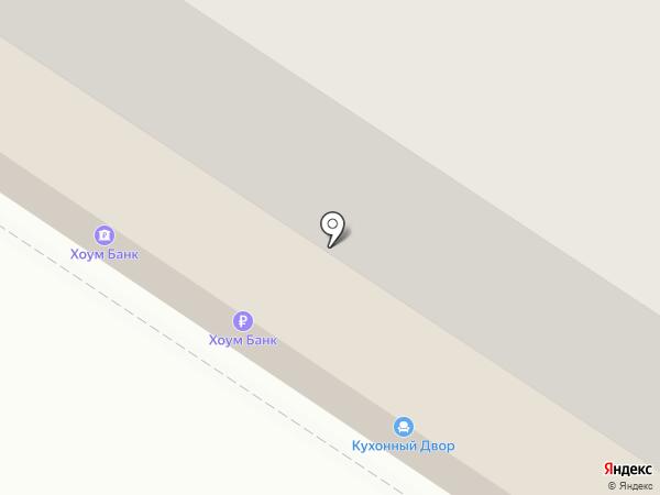 Платежный терминал, Банк Хоум Кредит Хоум Кредит энд Финанс Банк на карте Люберец