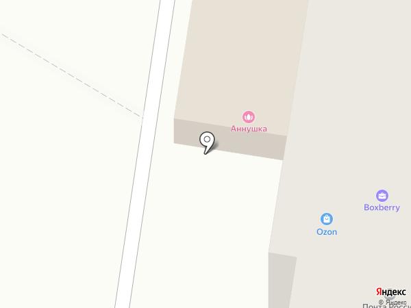 Витязь на карте Балашихи