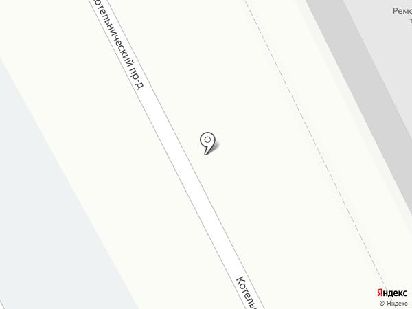 ФОРЕСТ на карте Люберец