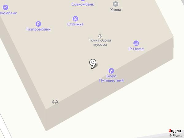 Соседушка на карте Люберец