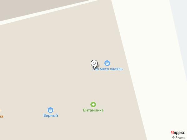 Мираторг на карте Домодедово