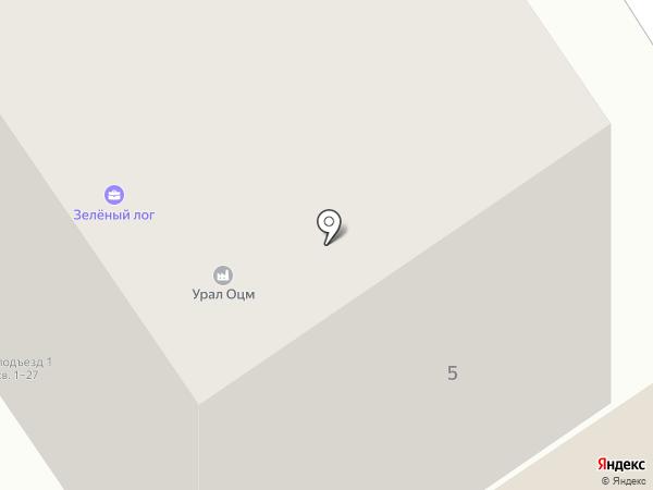 Партнер-Инвест на карте Старого Оскола