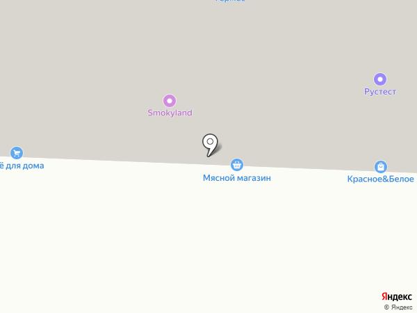 МАКС, ЗАО на карте Москвы
