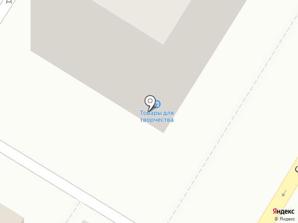 Магазея на карте Люберец