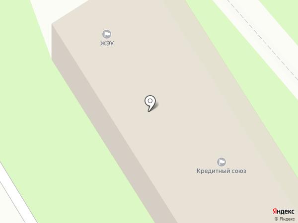 Жилкомхоз на карте Лыткарино