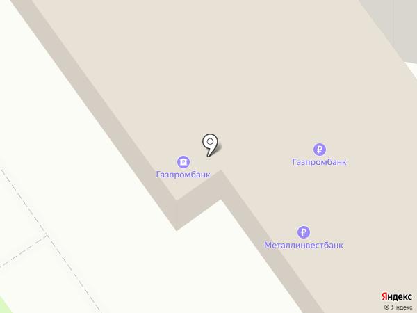 Банкомат, АКБ Металлинвестбанк, ПАО на карте Старого Оскола