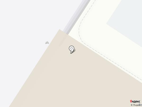 Центральный Сберегательный, КПК на карте Люберец