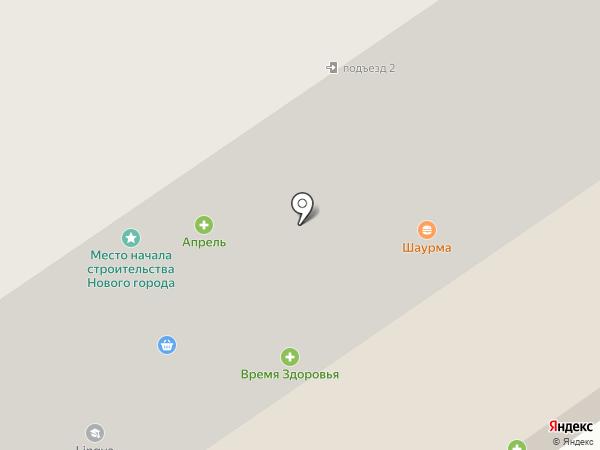 ФерроПром на карте Старого Оскола