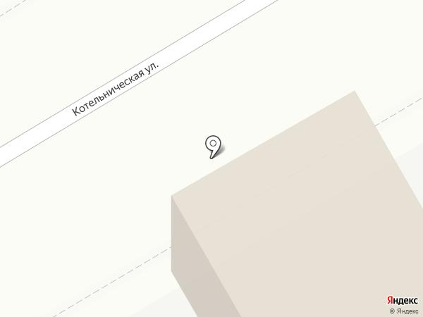 ЛюбТекстиль на карте Люберец
