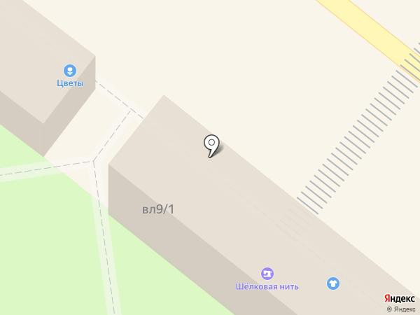 Belwest comfort на карте Люберец